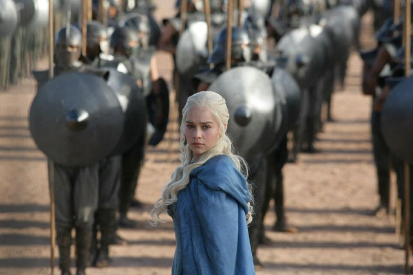 Daenerys Targaryen. Foto: Keith Bernstein / HBO.
