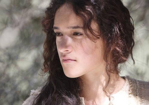 "Keisha Castle-Hughes no filme ""The Nativity History"" (2006)."