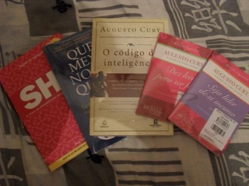 livros de auto-ajuda
