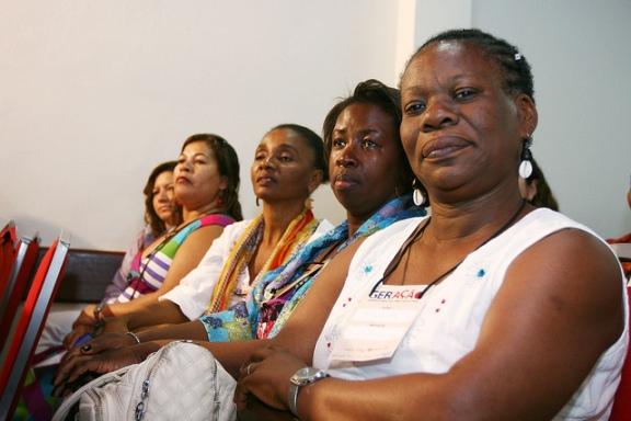 Encontro Geração - Gênero, Raça, Campo e Ação. Foto: Carol Garcia / SECOM - BA no Flickr em CC, alguns direitos reservados.