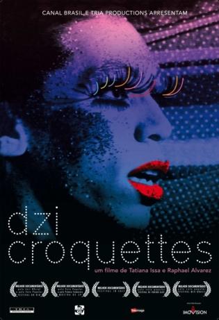 Imagem de capa do documentário Dzi Croquettes.