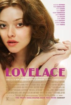 "Cartaz do filme ""Lovelace"" (2013)."