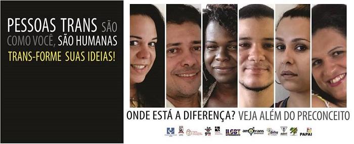 """Campanha """"Onde está a diferença? Veja além do preconceito!"""" do Hospital das Clínicas de Pernambuco."""