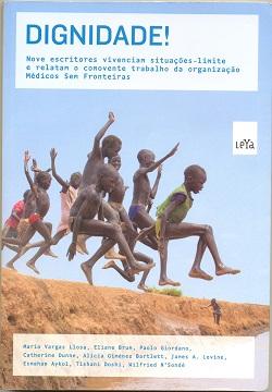Capa do livro 'Dignidade'.