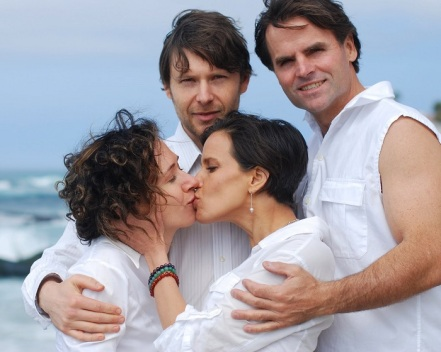 Crédito da Foto: Site Showtime's Polyamory – Married & Dating.