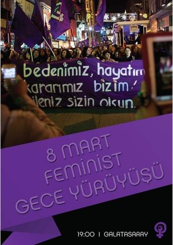 Imagem: Coletivo Feminista de Istambul.