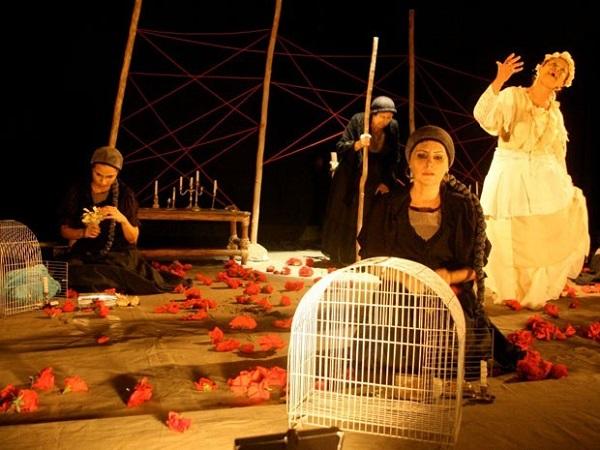 Teatro do Movimento apresenta peça em homenagem a Garcia Lorca. (Foto: Divulgação)