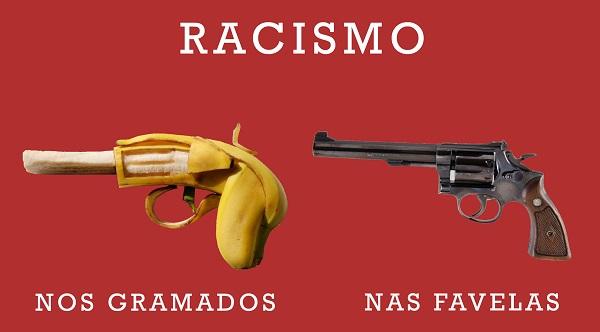 Imagem divulgada pela página do Facebook 'Mas Já é Vandalismo'.