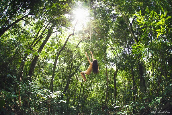 Foto de Além - Coletivo de Arte. Parte do projeto Vivência - Ensaio de nudez.