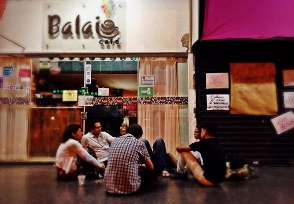 Balaio Café na última terça-feira, dia 10/06. Foto de Lula Lopes no Facebook.