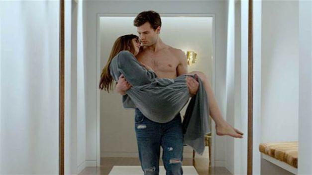 Cena dos filme '50 Tons de Cinza' (2014).