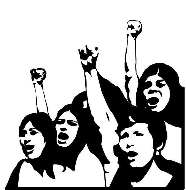 Imagem: Women Power Clipart. Em Clipart Finder.
