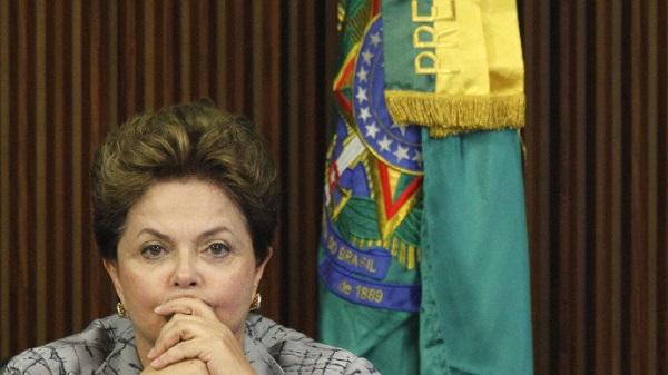 A presidenta Dilma Rousseff. Foto de Ueslei Marcelino/Reuters.