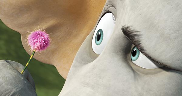 Cena do filme 'Horton e o Mundo dos Quem' (2008).