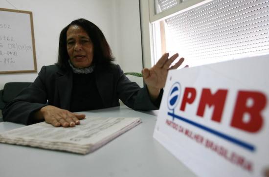 Suéd Haidar, presidenta do Partido da Mulher Brasileira (PMB). Foto: Estadão.