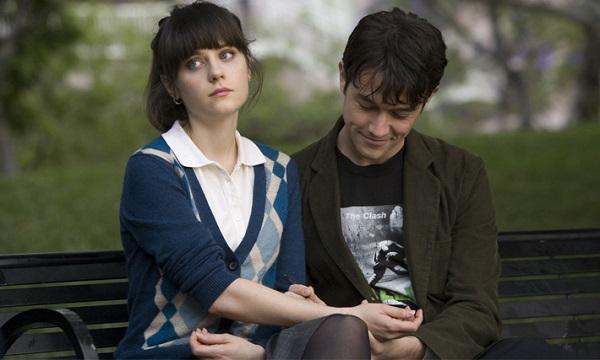 """Cena do filme """"(500) Dias com Ela"""" de 2009."""