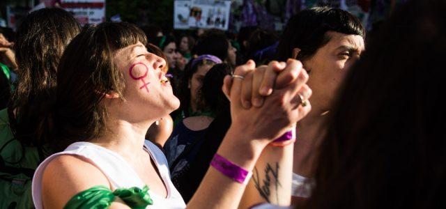 Argentina, 2016. Foto de Tadeo Bourbon/Site Marcha.